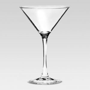 Modern 4pc Martini Glasses