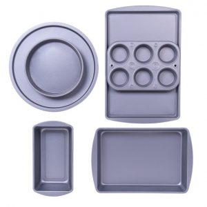6-Piece Non-stick Bakeware Set