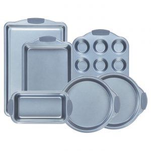 MAKER Homeware 6pc Bakeware Set