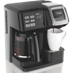 Hamilton Beach FlexBrew 2 Way Coffee Maker