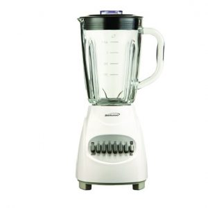 Personal Blender, 12-speed White Blade Electric Kitchen Jar Blender