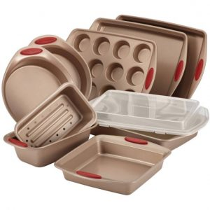Nonstick Bakeware 10-Piece Set