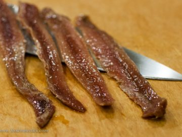 Anchovies!!! You can do it…PLEASE try this…